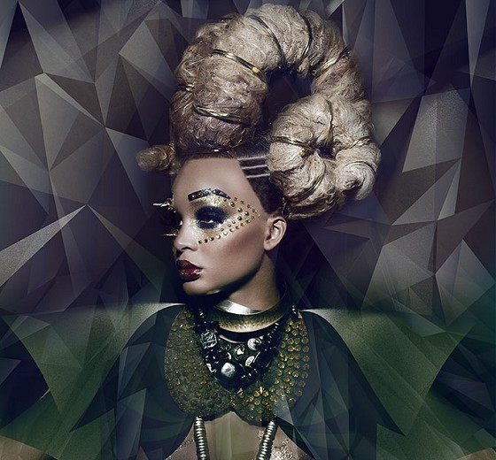 Avant Garde Hairstyles Page 42