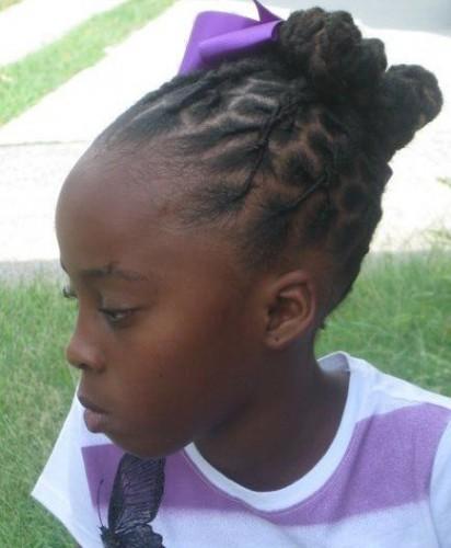 Black Kids Hairstyles  Page 9