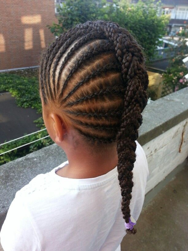 Cornrow Hairstyles Page 7