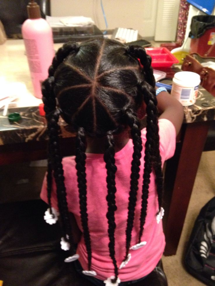 Black Kids Hairstyles  Page 2
