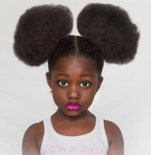 Image result for nigerian hair style for girls