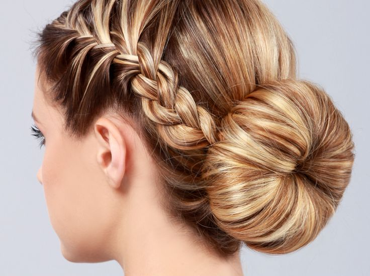 Latest Hairstyle Updo Hairstyles With Braids Inspiring Photos