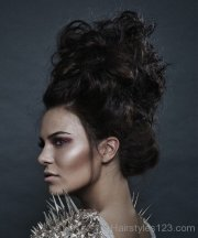gothic hairstyles
