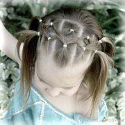 hairstyle baby girls