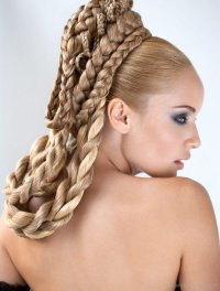 Ancient Greek Hairstyles - Page 4