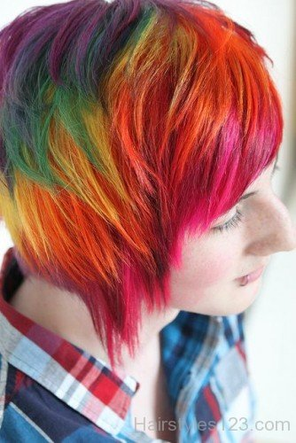 Emo Hairstyles Page 10