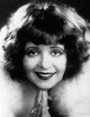 1920s fabulous shag hairstyle