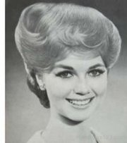 1960s updos hairstyle