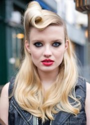 awesome retro hairstyles with layered