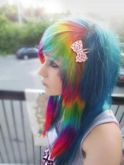Emo Hairstyles For Girls  Page 4