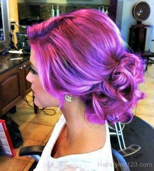Latest Hairstyle Pin Up Hairstyles For Prom Inspiring Photos