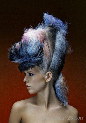25+ Avant Garde Hair Designs Patriotic - CT Hair & Nail Design Ideas