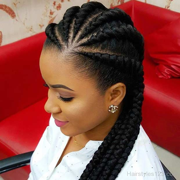 Cornrow Hairstyles  Page 2