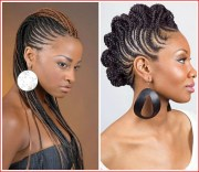 mohawk braids hairstyles 2018