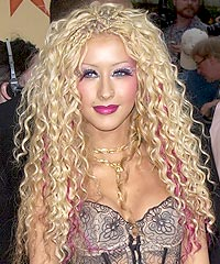 Christina Aguilera Hair Styles  Hairstylescutcom