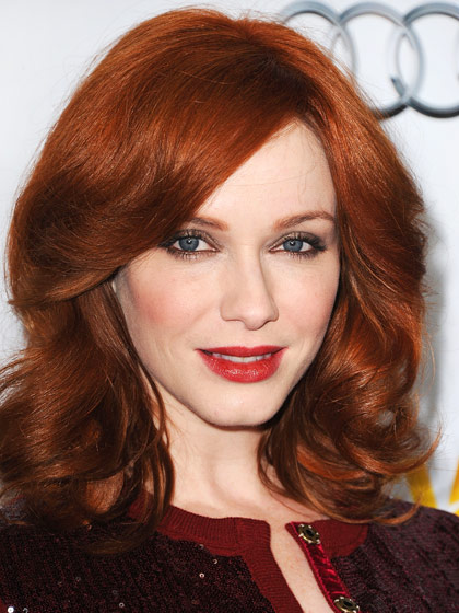 Redheads Hair Colour Ideas And Styting Tips