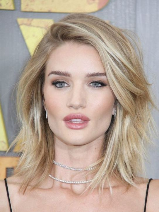 Hairstyles for thin hair  Bobs and Lobs to Gush Over