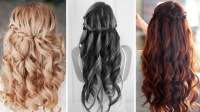100 Chic Waterfall Braid Hairstyles  How to Step by Step ...