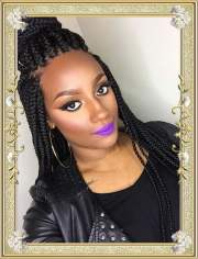 delectable box braids hairstyles