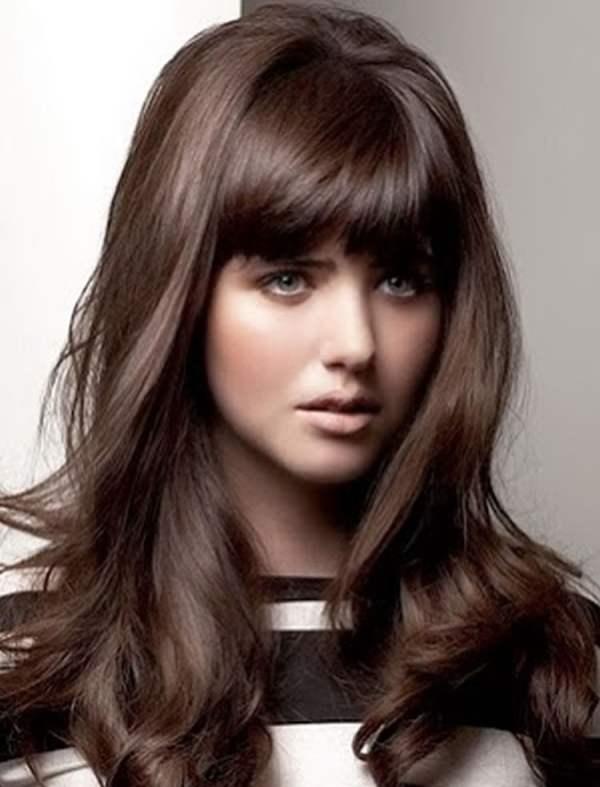 30 Hairstyles Bangs Hairstyles Ideas Walk The Falls
