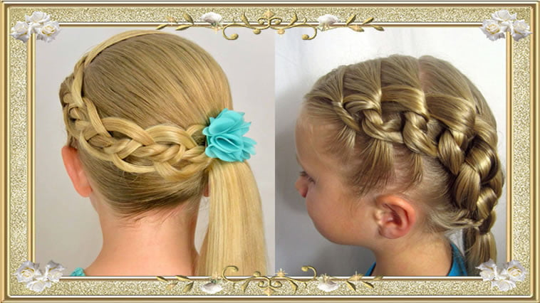 50 Braided Hairstyles Back To School Haircuts For Girls