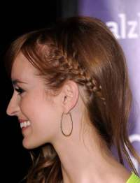 Quick and easy side braided long hairstyles  HAIRSTYLES