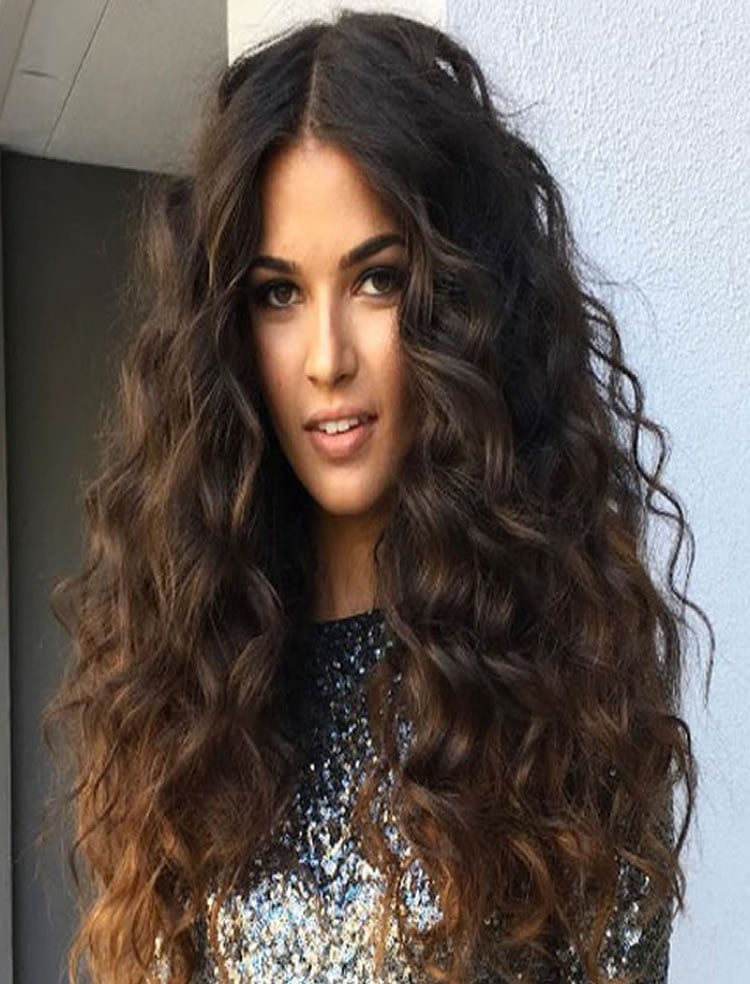 32 Excellent Perm Hairstyles for Short Medium Long Hair Length  Page 3  HAIRSTYLES