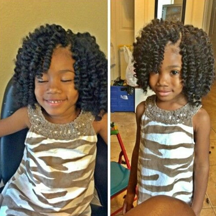 Black Little Girl's Hairstyles For 2017 2018 71 Cool Haircut