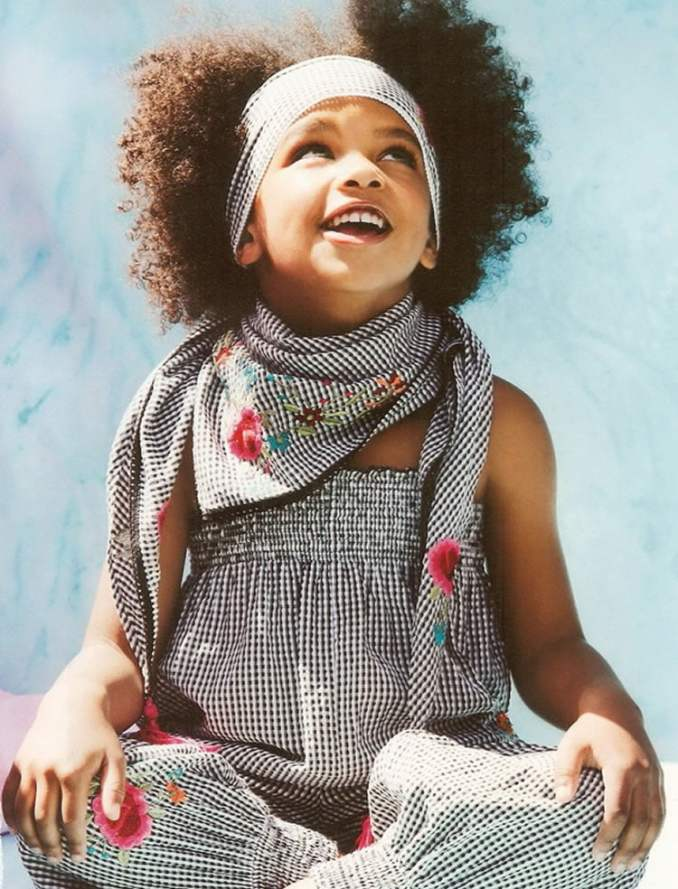 Image Result For Hairstyles For Little Black Girls With Long Hair