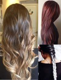 Hair Color And Style Ideas | Hair Color and Styles for ...