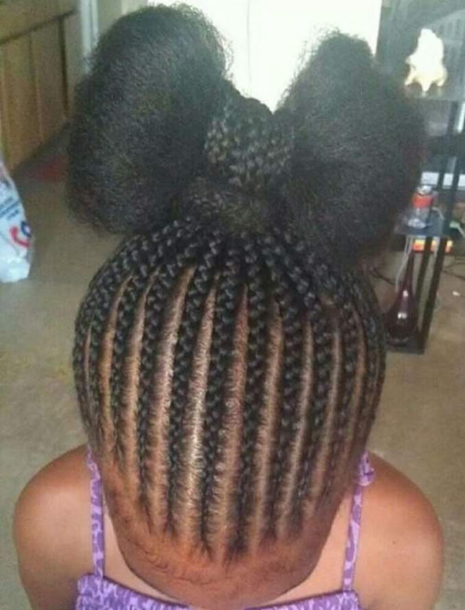 Image Result For Hair Styles For Little Black Girls