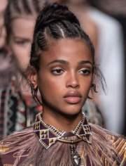 stylish french braid hairstyles