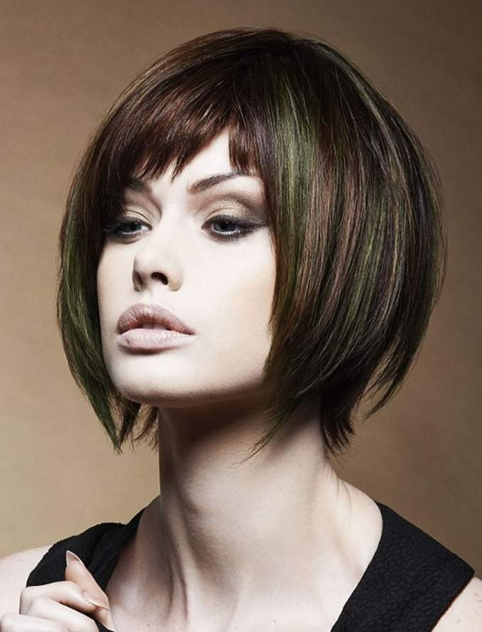 Image Result For Short Bobs With Bangs Hairstyles