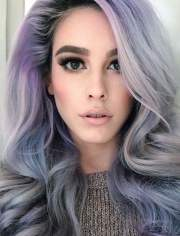 coolest gray hairstyles