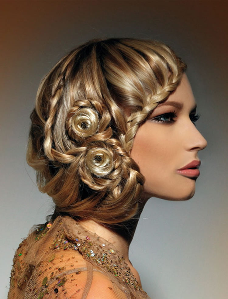33 Unbelievable Hairstyles for Diamond Face Shape  Page 6