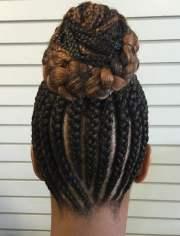 incredibly nice ghana braids
