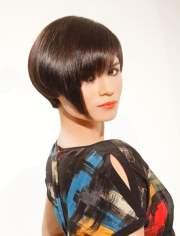 long-short bob haircuts