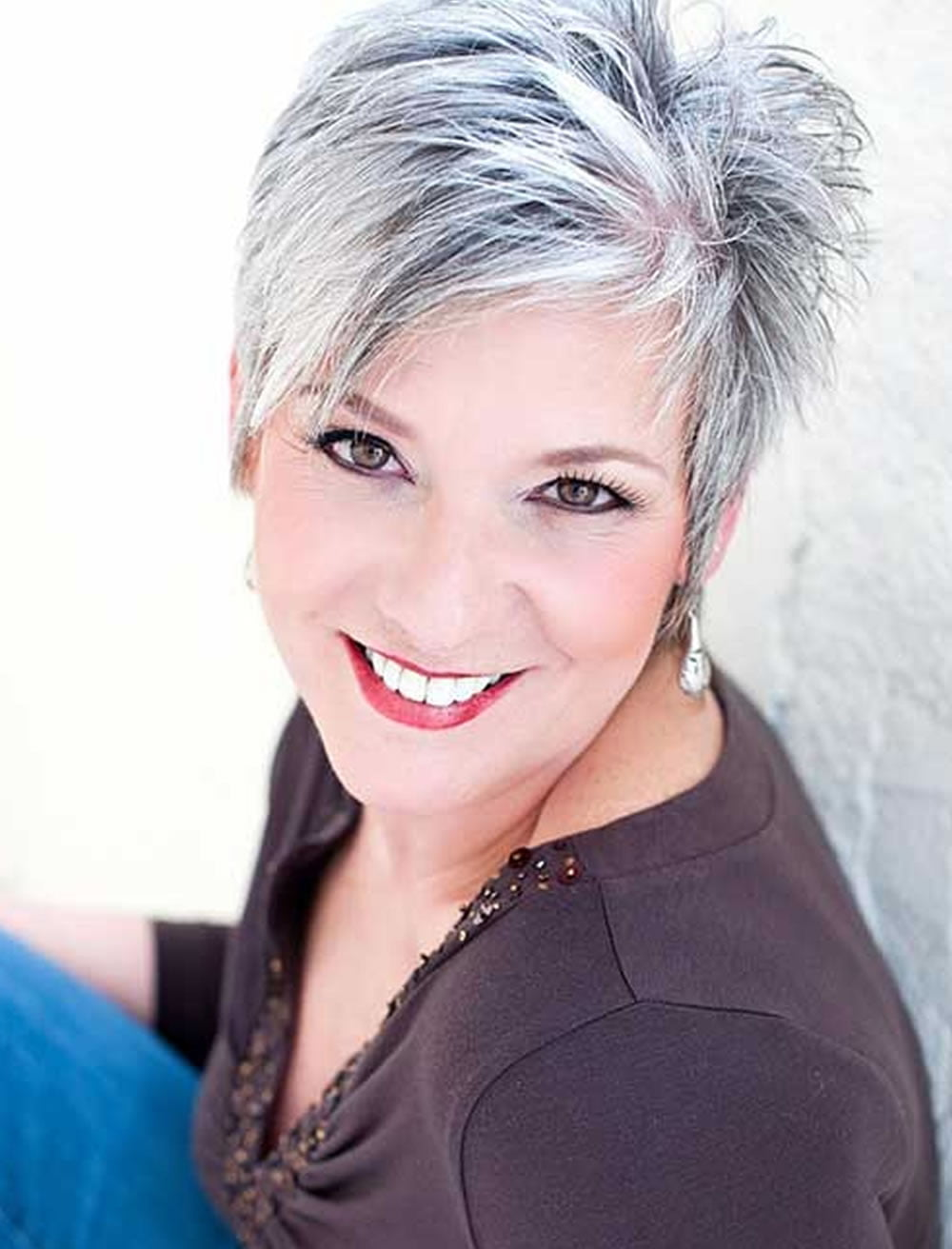 33 Top Pixie Hairstyles for Older Women  Short Pixie Haircuts for 2017  Page 2  HAIRSTYLES