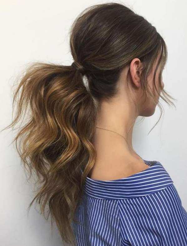 30 Ponytail Hairstyles Hairstyles Ideas Walk The Falls