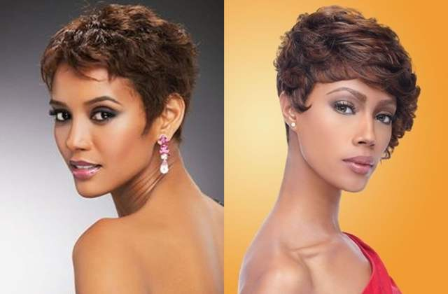 pixie hairstyles for black women – 60 cool short haircuts