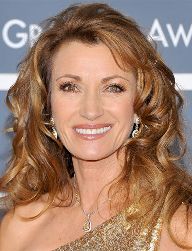49 Fashionable Long Hairstyles for Women over 50  Latest hair color images  Page 4  HAIRSTYLES