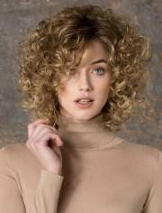 2018 curly bob hairstyles women