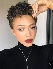 2018 pixie haircuts black women