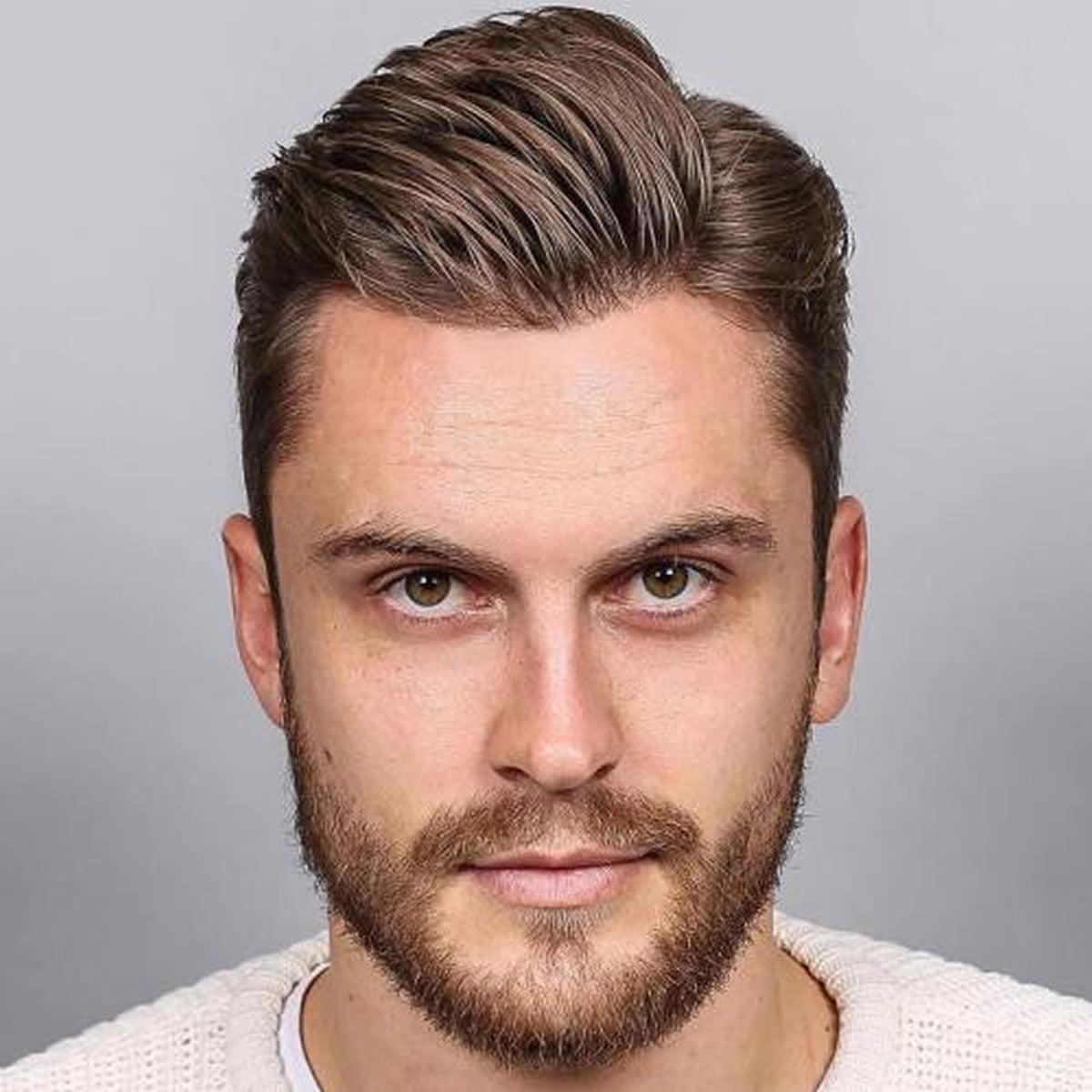 2018 Short Haircuts for Men  17 Great Short Hair Ideas