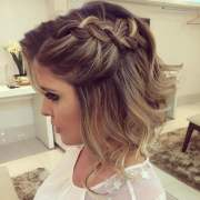 2018 prom hairstyles dazzling
