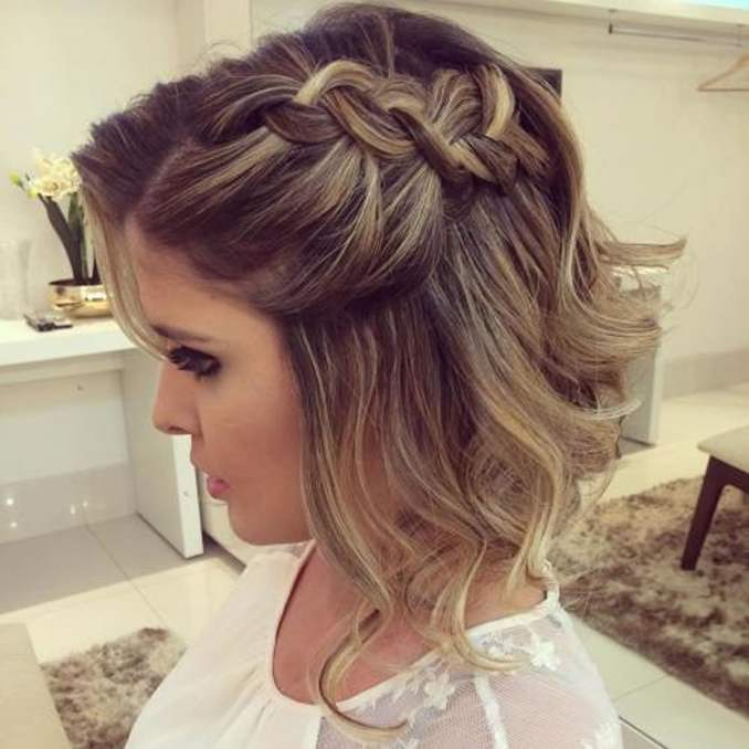 Image Result For Best Short Formal Hairstyles Ideas On Pinterest