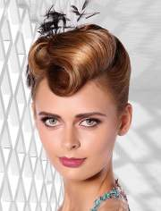 perfect updo hairstyles
