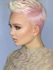 trend short haircuts 2018-2019