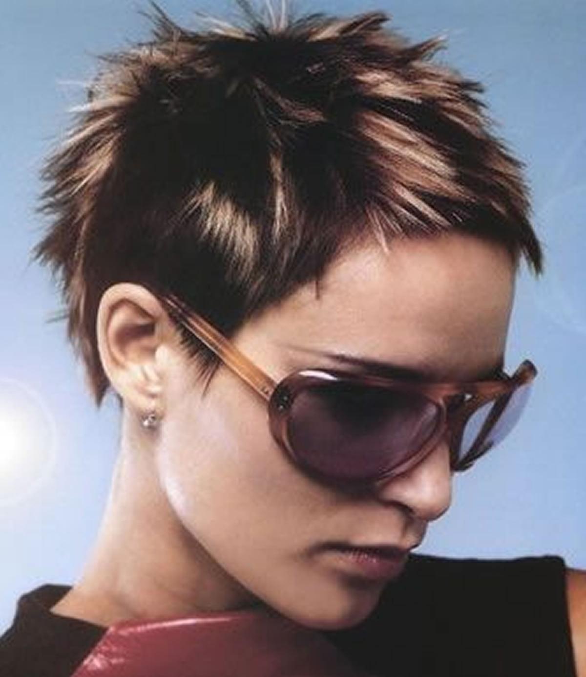 Trend Short Haircuts For 2018 2019 Best Pixie Hair Ideas