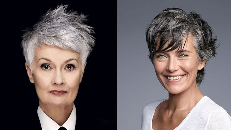 2018 HaircutsampHairstyles For Older Women Over 50